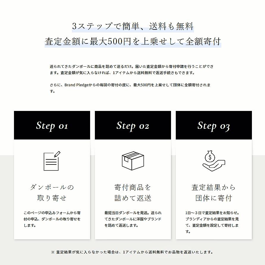 FireShot Capture 337 - 医療法人社団のびた みくりキッズくりにっく - Brand Pledge - 洋服・ブランド品寄付サービス - brand-pledge.jp