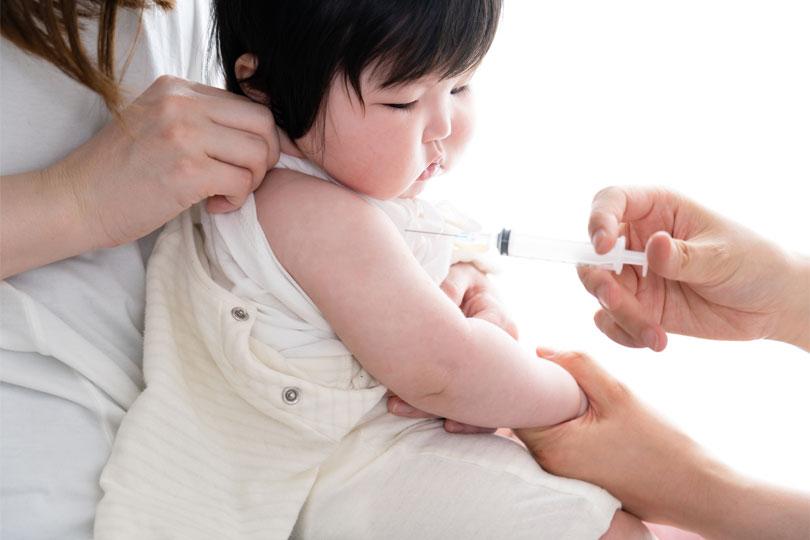 予防接種スケジュール相談外来